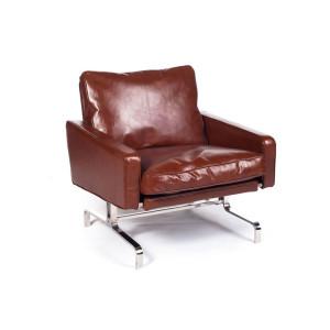 pink_brown_nielson_chair_cognac_1 Modern Furniture Canada