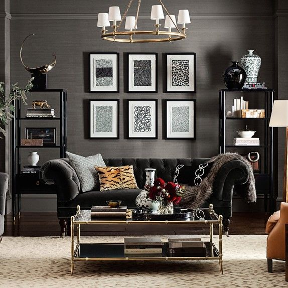 Masculine Interior Decorating: The Elements Of Masculine Interior Design