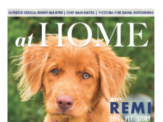 Summer Living Issue atHOME